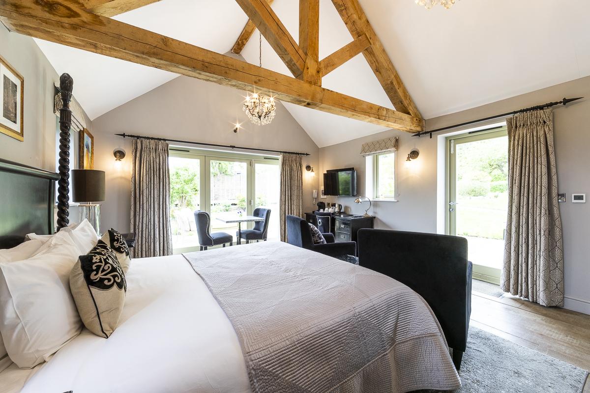 Eagle Mill luxury rooms, Houghton Hill, Huntingdon UK